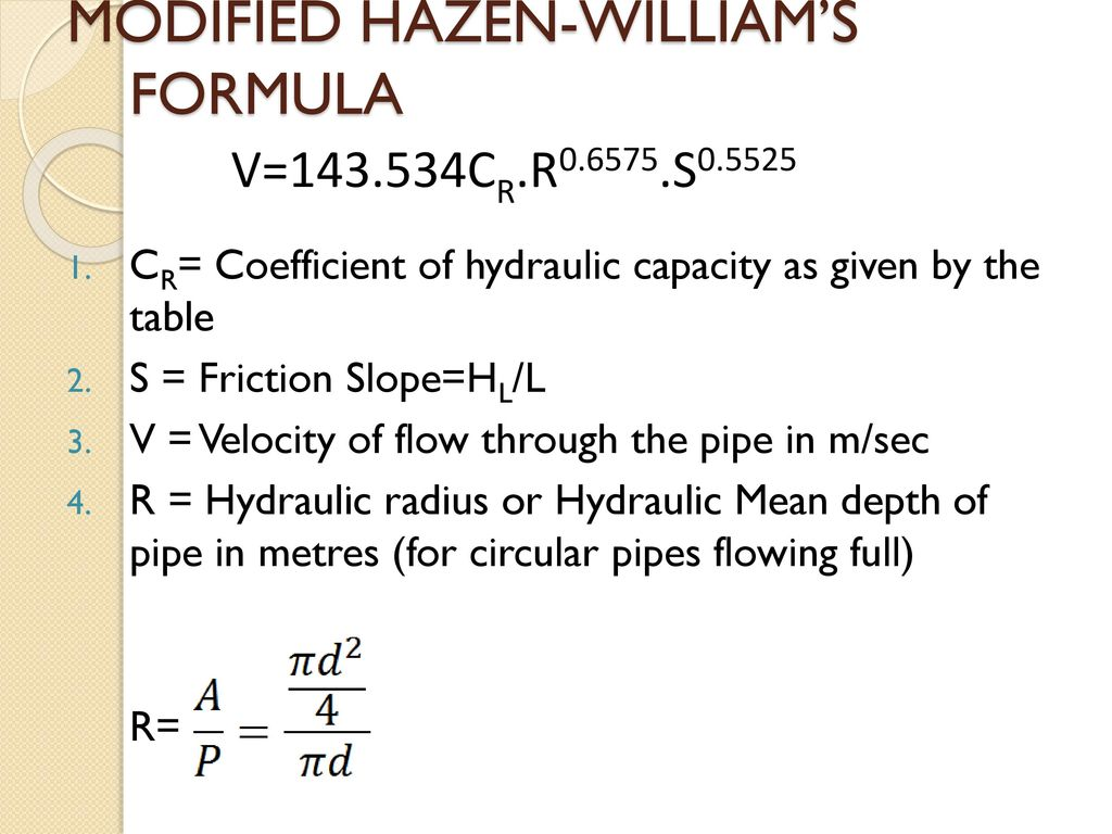 Various types of conduits - ppt download