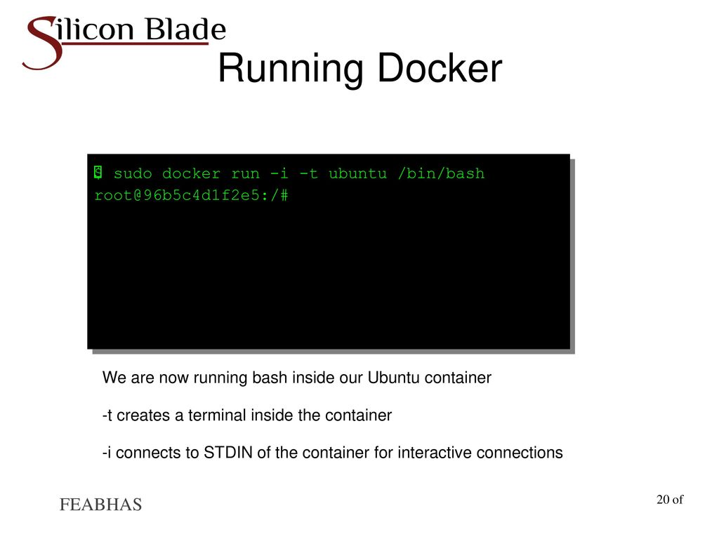 Containers and Virtualisation - ppt download