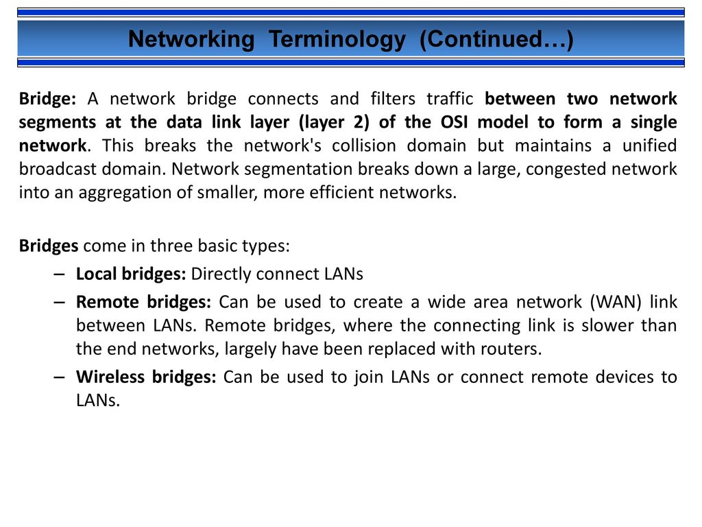 Introduction and Networking Fundamental - ppt download