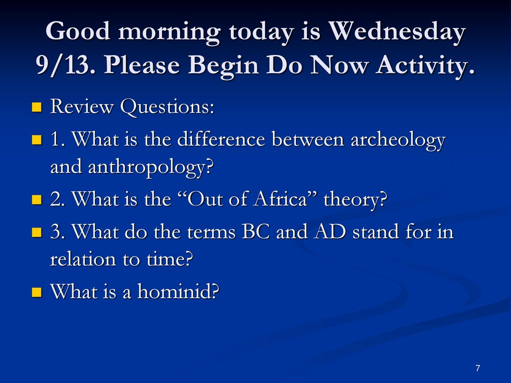 what is the difference between archaeology and anthropology