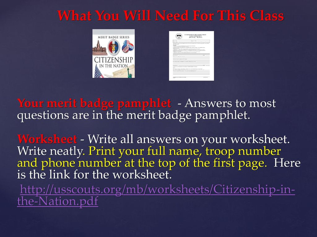 Citizenship In The Nation Ppt Download