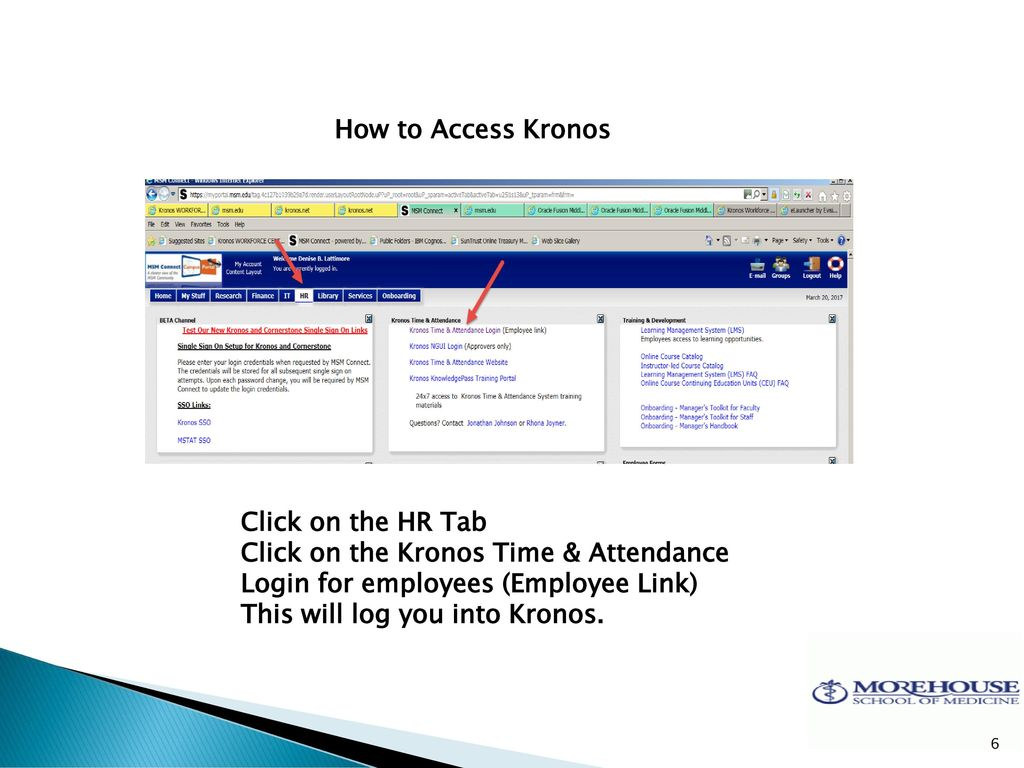 Kronos 6 2 to 8 0 Payroll Department - ppt download