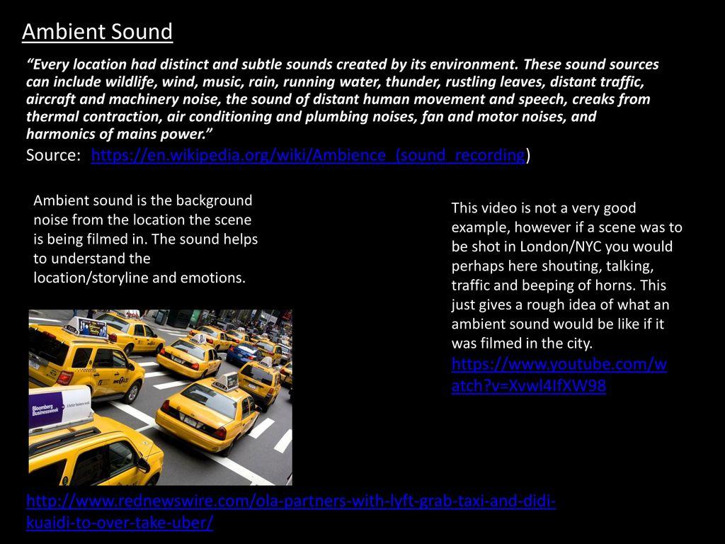 SOUND Charley Taft  - ppt download