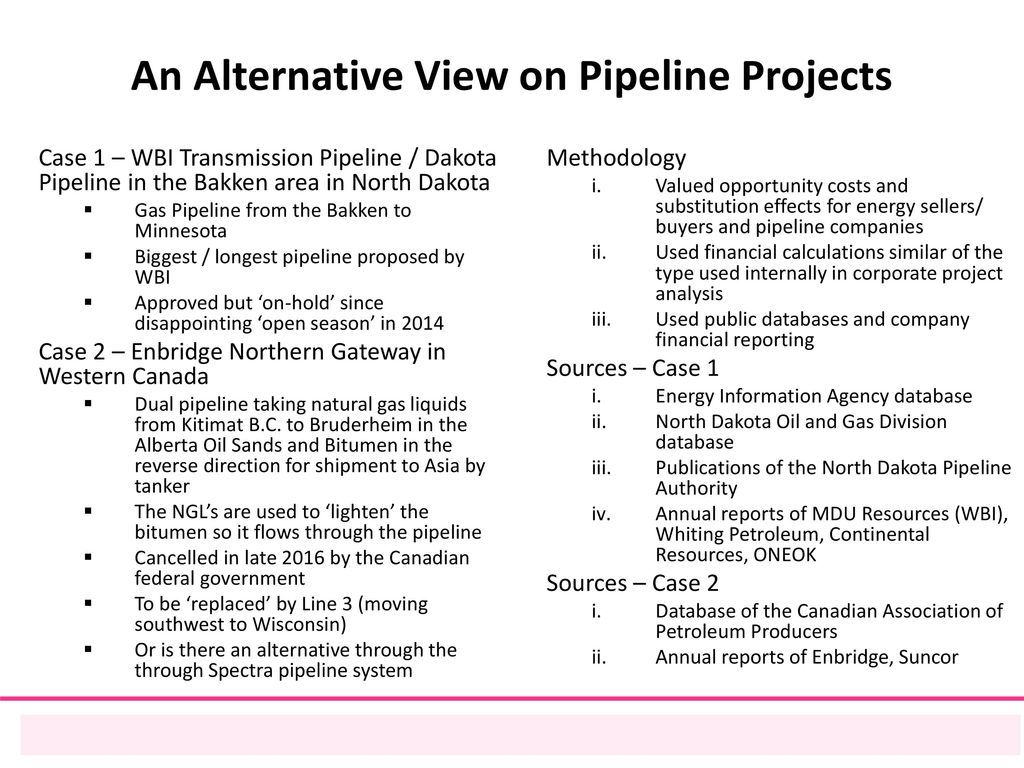 The Cost of the Missing Pipeline - ppt download