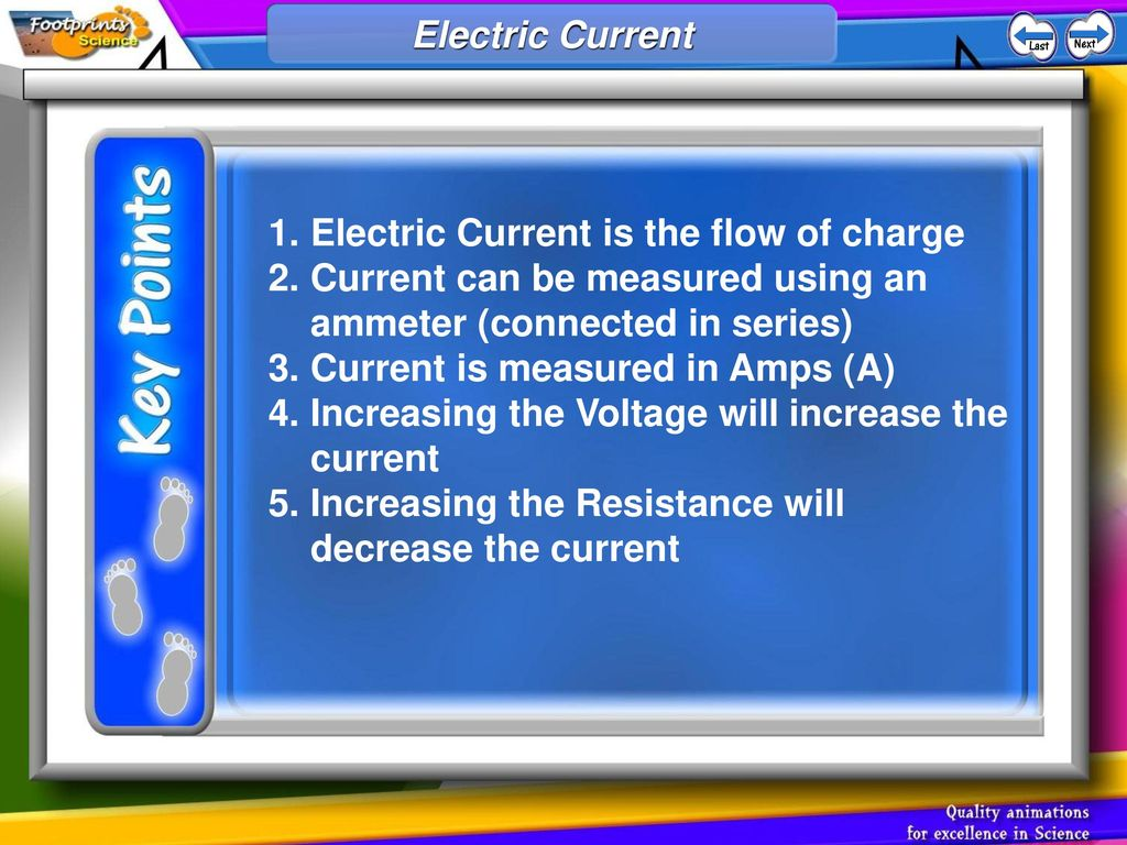 Series Circuit 1 Bulb Ppt Download In A The Amperage At Any Point Is Electric Current Flow Of Charge 3