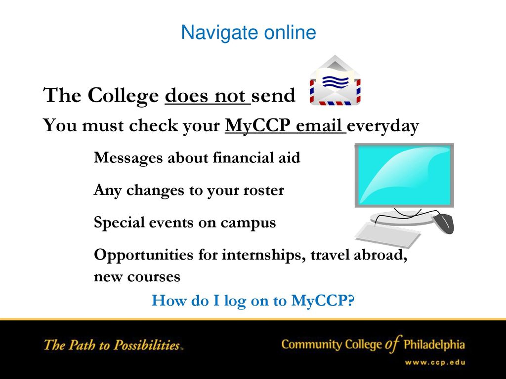 Welcome To The Community College Of Philadelphia Ppt Download