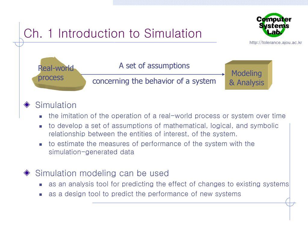 Discrete Event Simulation Jerry Banks Manual Ebook Generator Circuit Breaker Md151 19 Amp Array System Ppt Download Rh Slideplayer Com