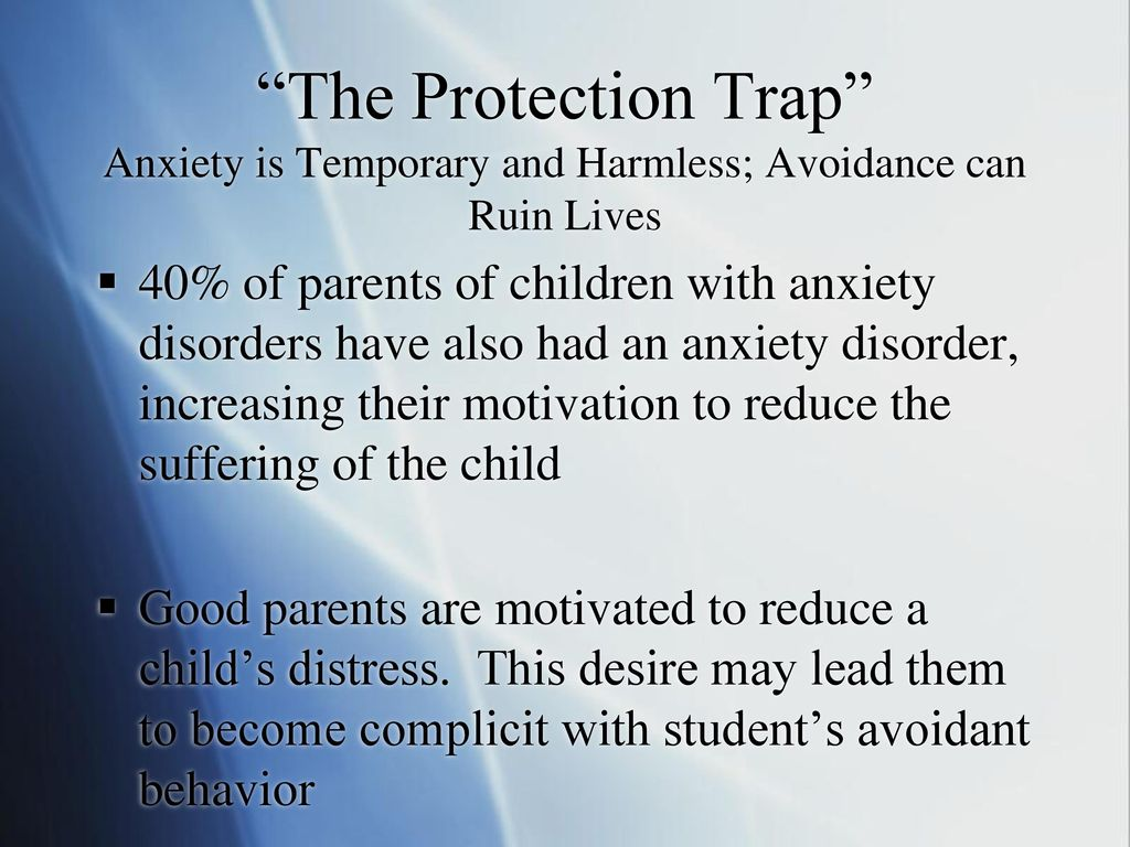Parenting an Anxious Child: Practical Strategies and