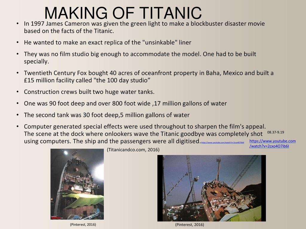 WELCOME ABOARD TITANIC UNSINKABLE SHIP OF DREAMS - ppt download