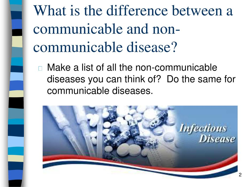 communicable disease basics - ppt download