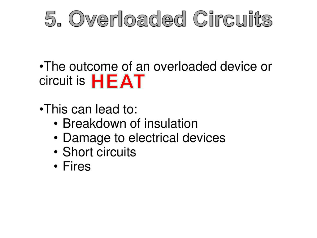 Repair Faults In Low Voltage Electrical Apparatus And Circuits Ppt Damaged Miniature Circuit Breakers Due To The Bad Contacts Or Device Overloaded Heat