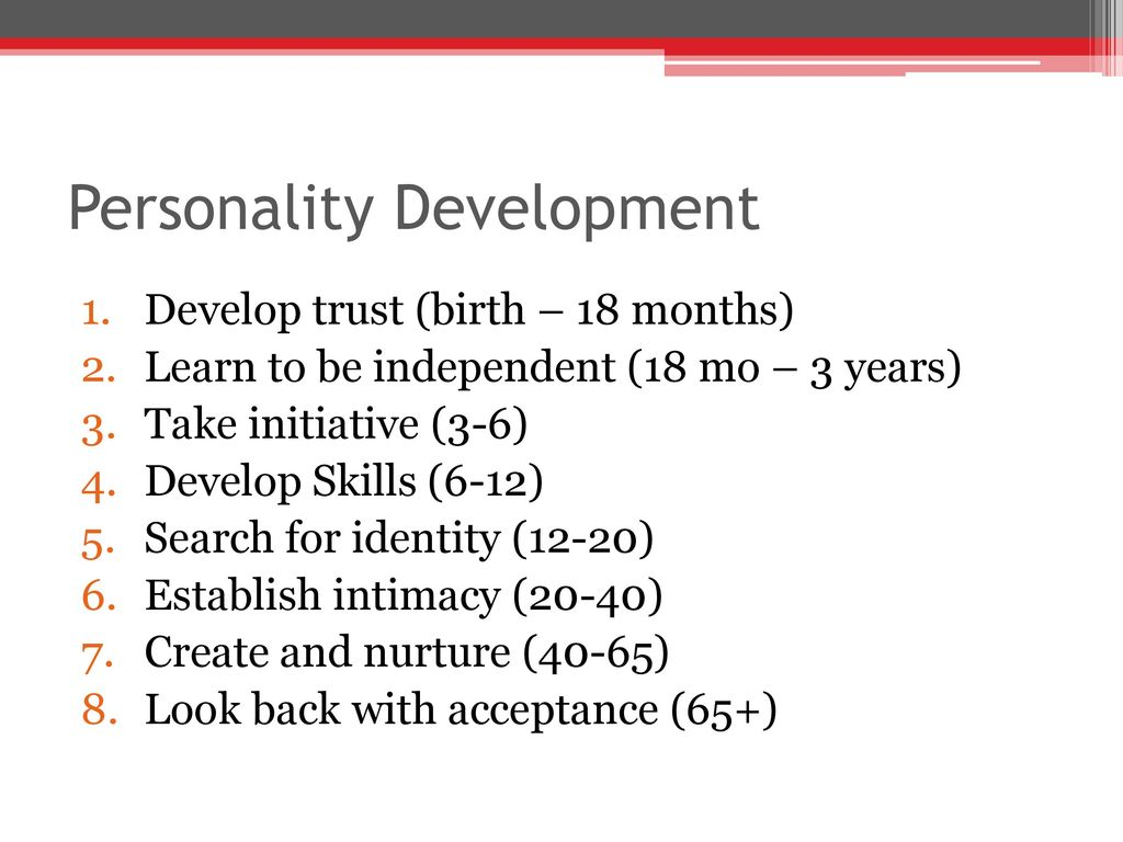 Personality, Self-Esteem, and Emotions - ppt download