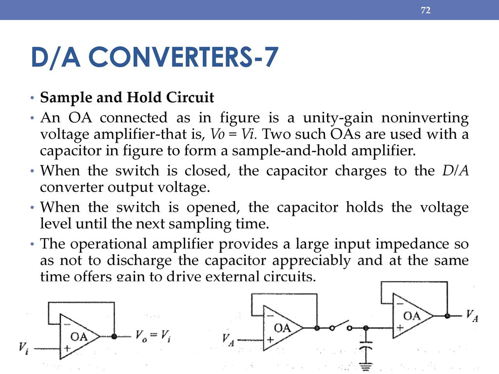 Module 5 Counters Dac And Adc Ppt Download D A Converter Circuit Diagram 72
