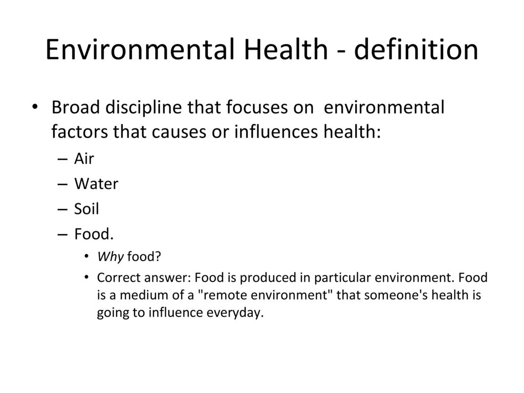 avloz0241c: public health - practice environmental health - ppt download