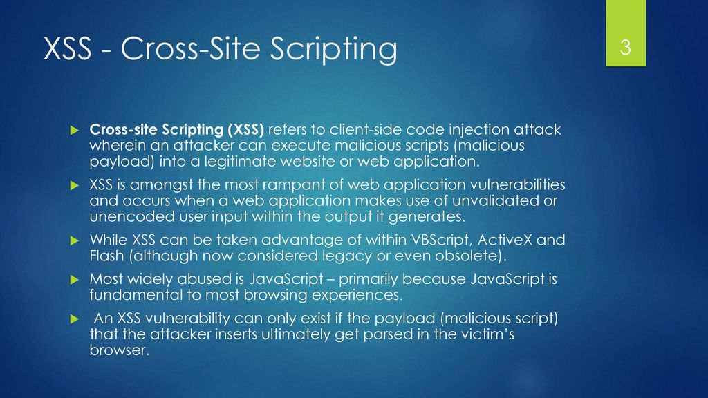 Web Applications Security XSS - ppt download