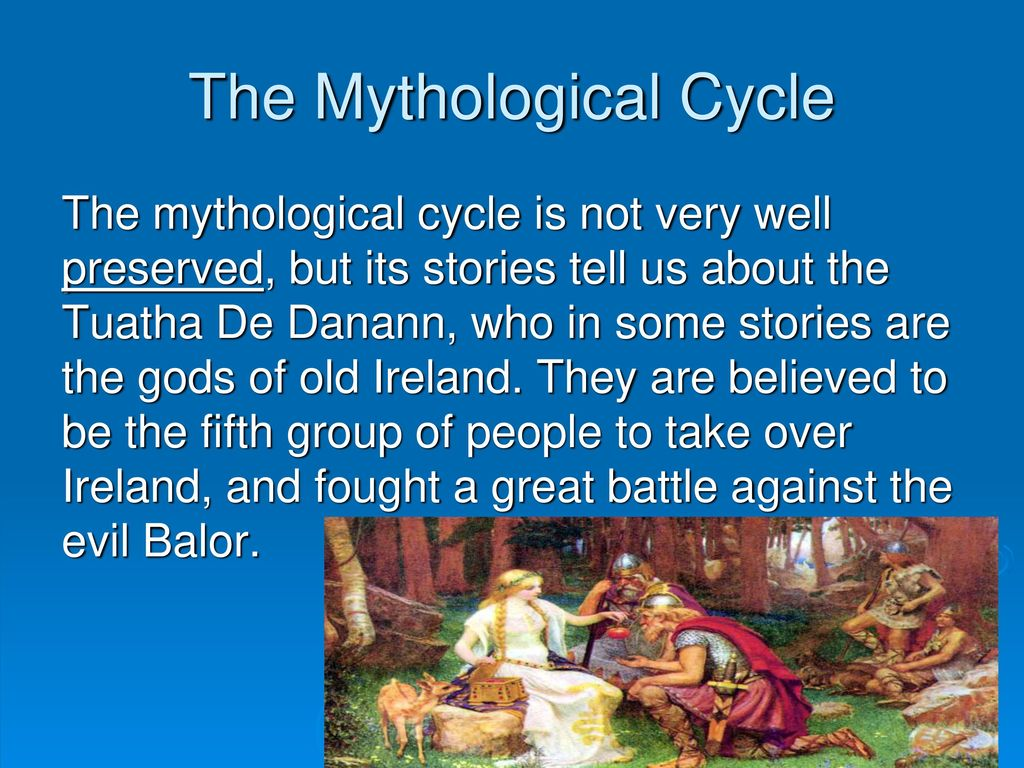 Irish Mythology  - ppt download