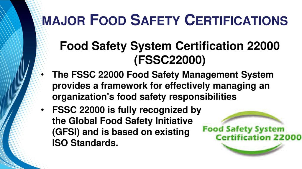thesis on food safety management Introduction ten years after the white paper on food safety of the european commission, food business operators (fbo) have made large efforts and investments in designing and implementing a food safety management system (fsms) in order to comply with requirements of different stakeholders and to deliver safe food products (anonymous, 2000, karipidis et al, 2009, küpper and batt, 2009.
