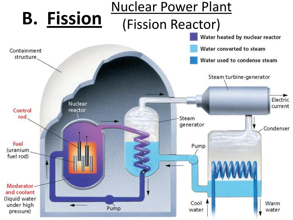 A Nuclear Forces Do Nuclei Contain Attractive Or Repulsive Power Plant Diagram And Explanation 8