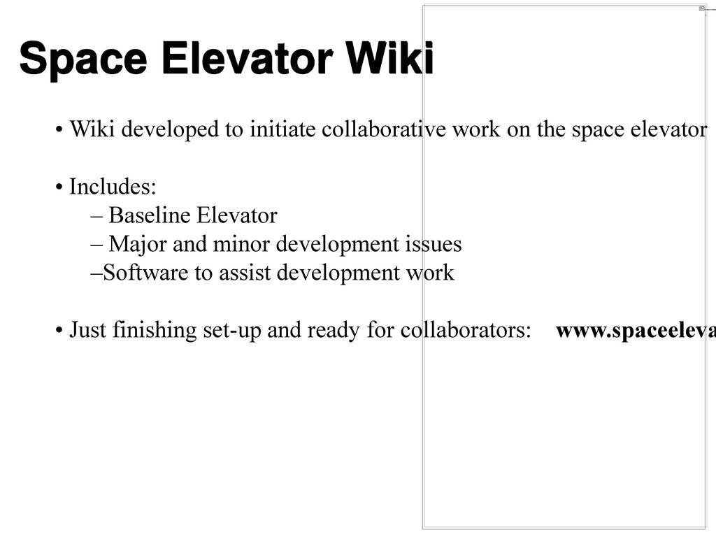 Elevator Wiki