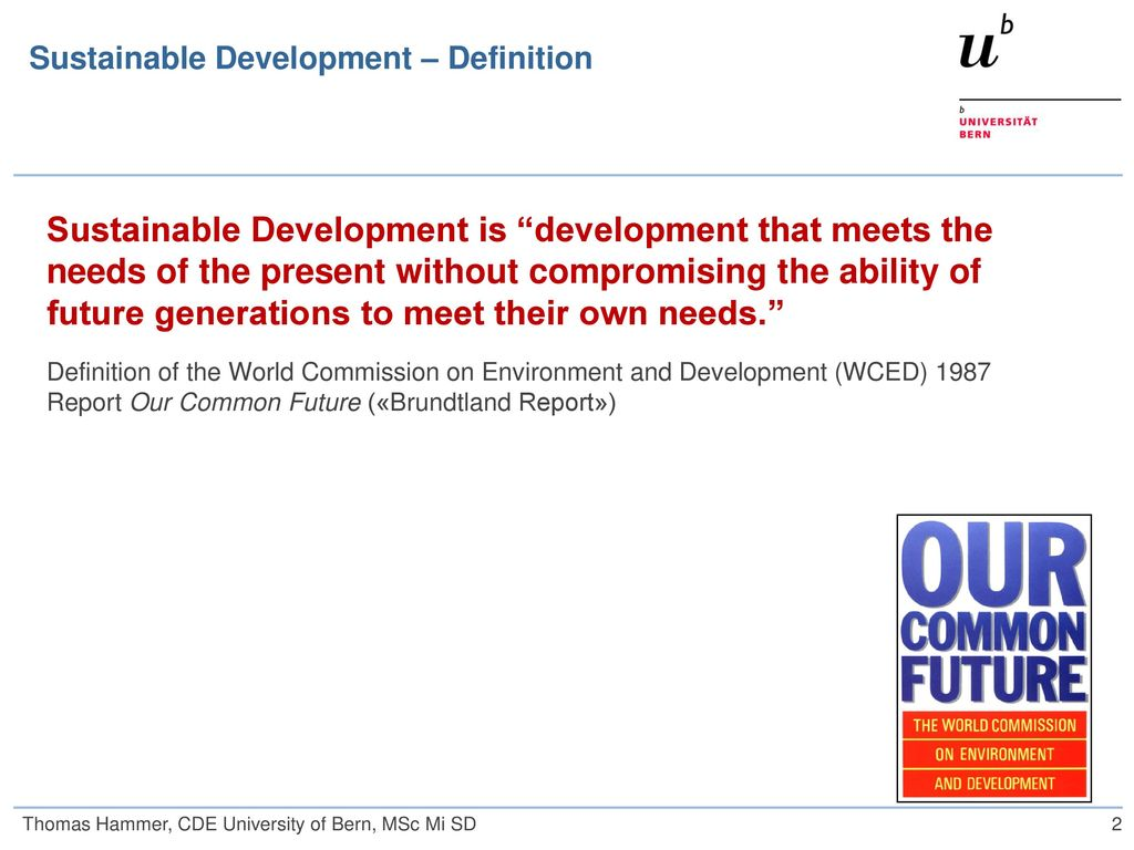 sustainable development - ppt download
