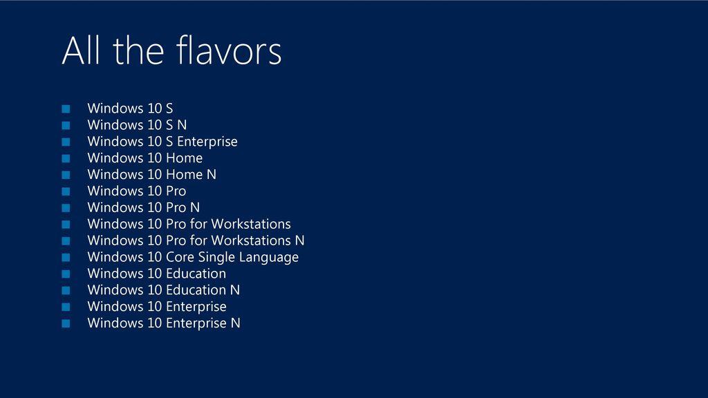 What's new in Windows 10 Fall Creators Update, FCU, Redstone