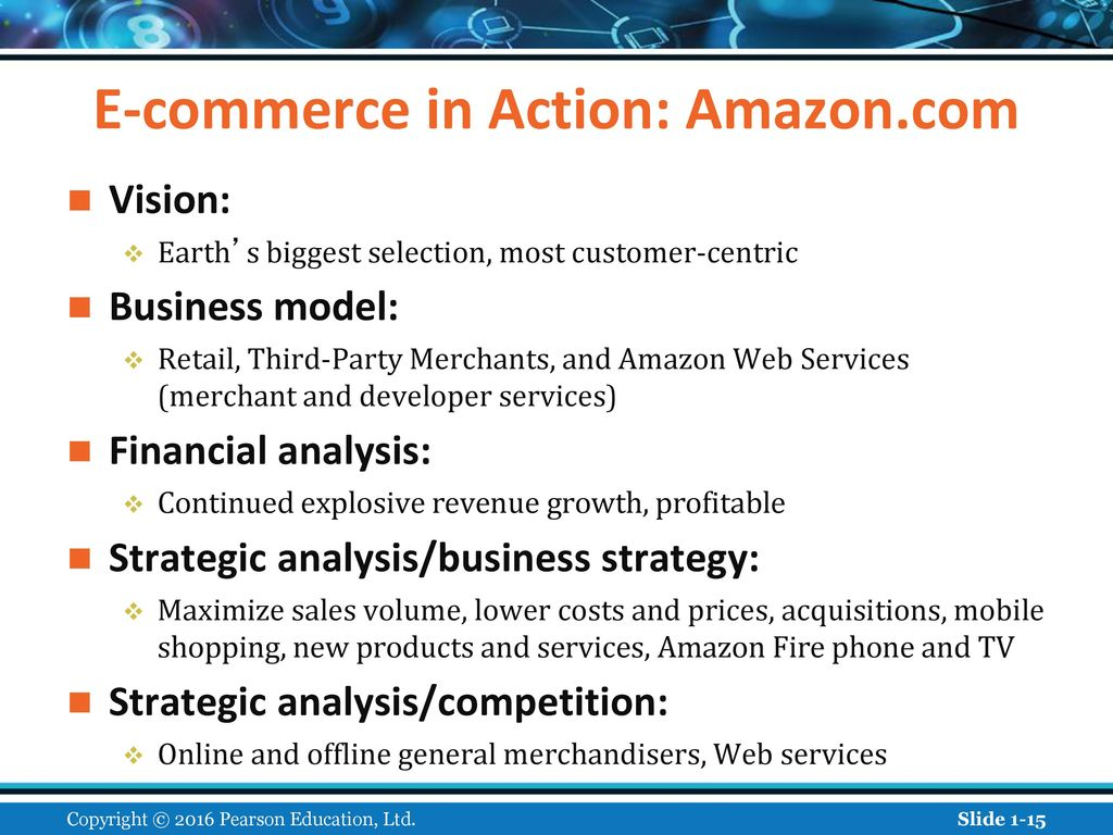 Chapter 4 E-commerce Retailing and Services - ppt download