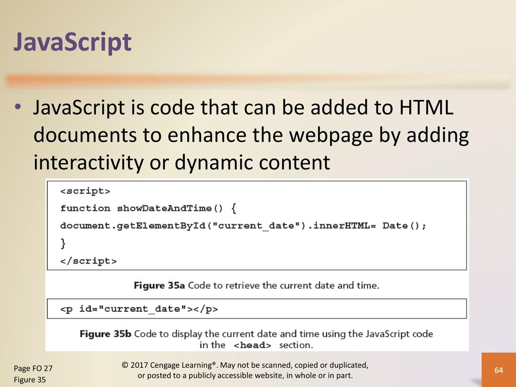 Date And Time Html Code For Website