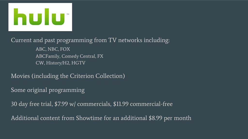 Is it time to cut the cable? - ppt download