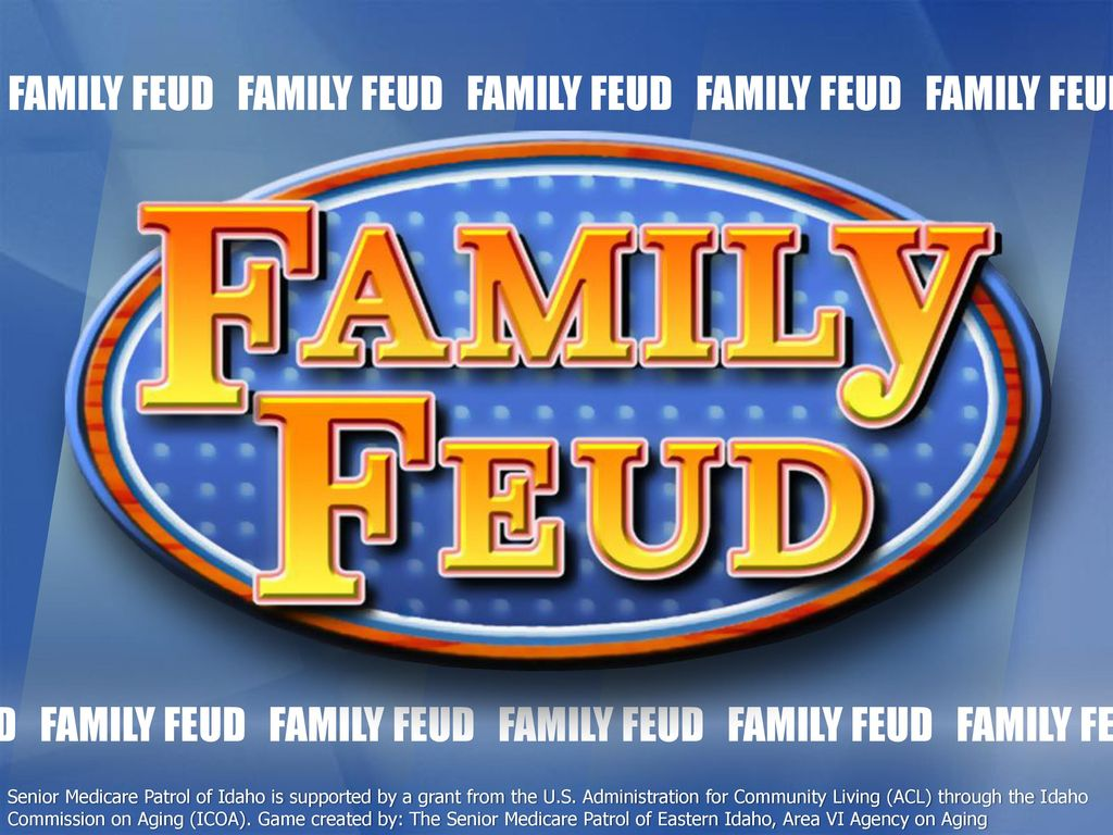 Family Feud Template Introduction Slide – The Countdown! - ppt Pertaining To Family Feud Powerpoint Template Free Download