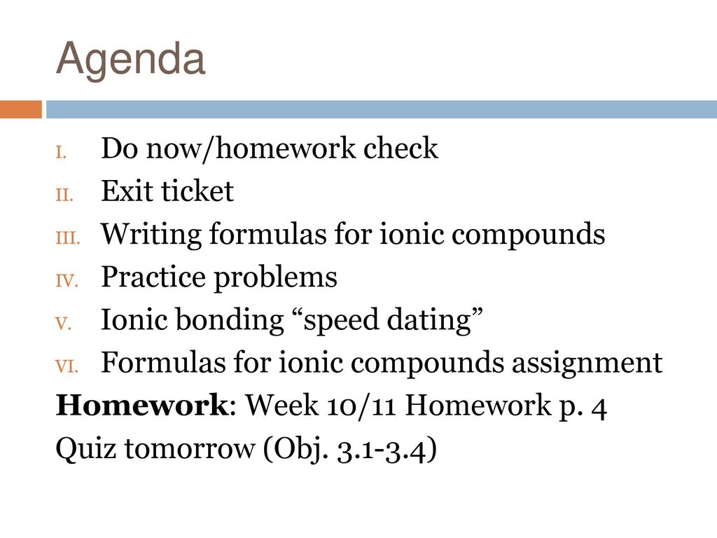 bonding speed dating worksheet answers