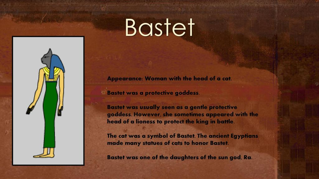 Egyptian Religion - ppt download
