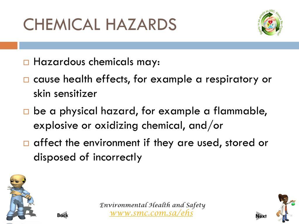 Hazardous materials & msds - ppt download