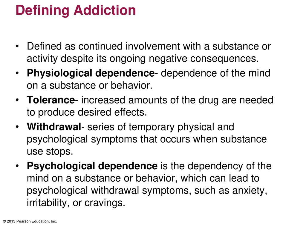 recognizing and avoiding addiction and drug abuse - ppt download