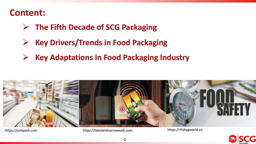 Food Packaging – from the Packaging Producer's Perspective - ppt