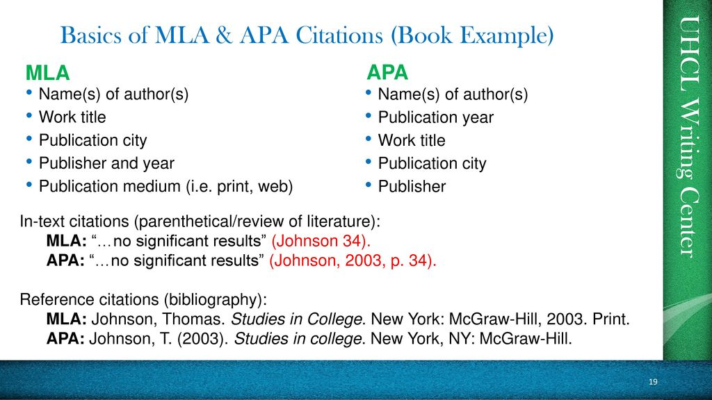 how to cite a book review mla