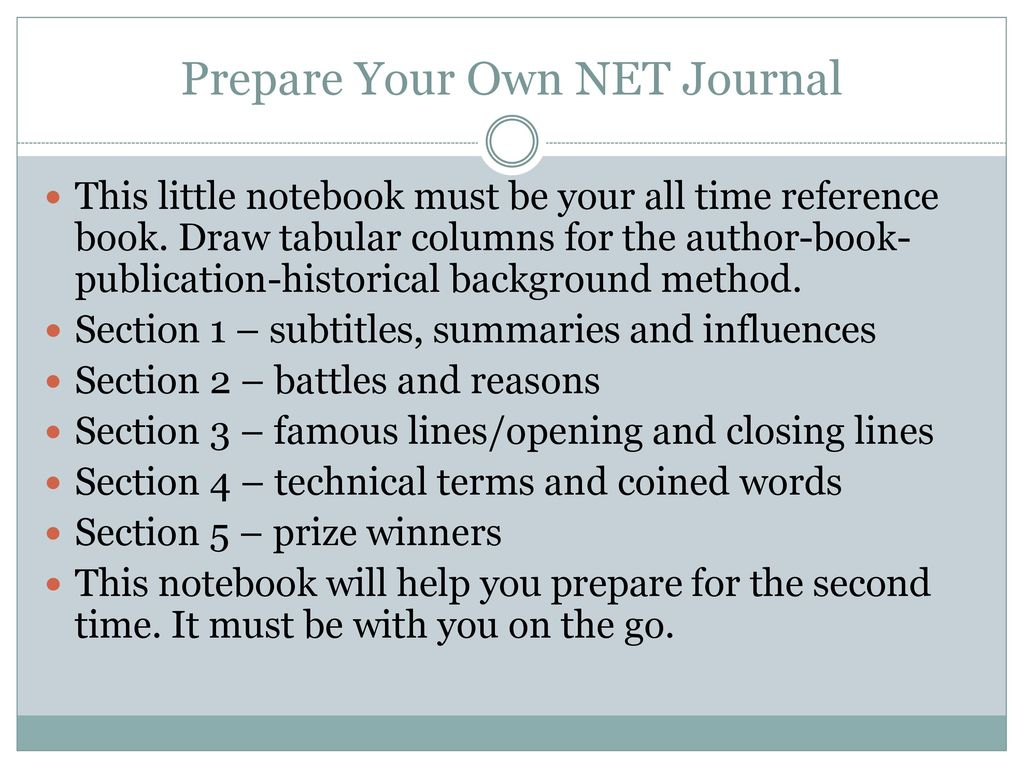 Cracking the CBSE-UGC-NET - ppt download