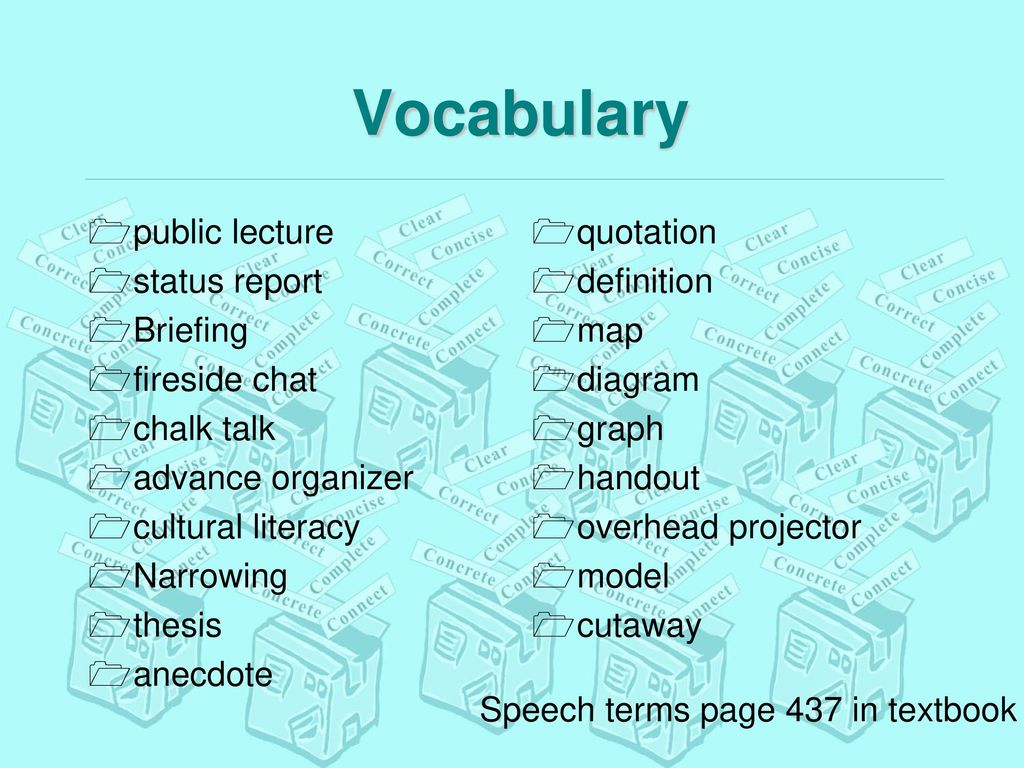 Chapter 16 Speeches To Inform Ppt Download