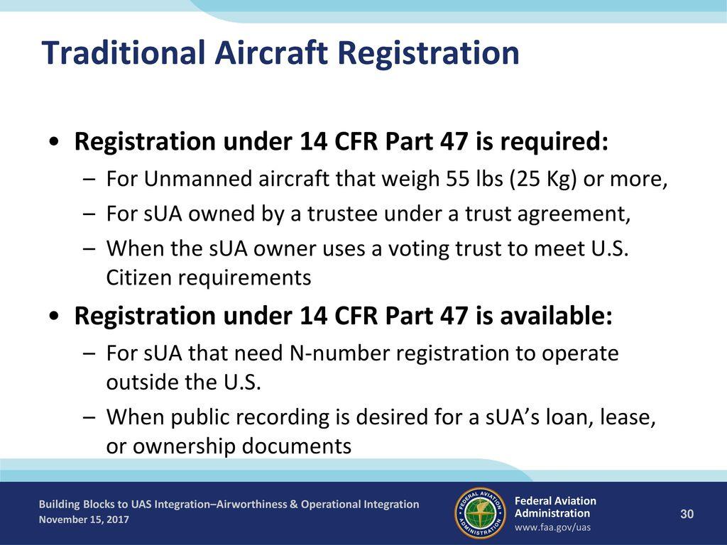 UAS: FAA Guiding Principles - ppt download