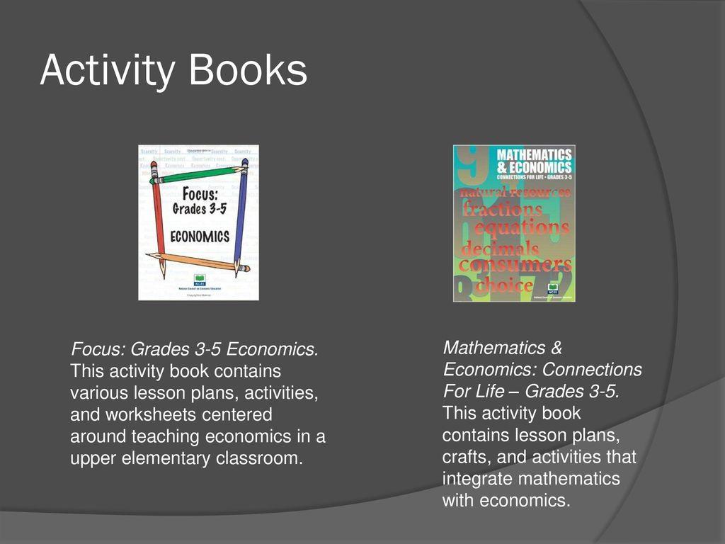 Grade 3: Economics Market Economy and International Economy