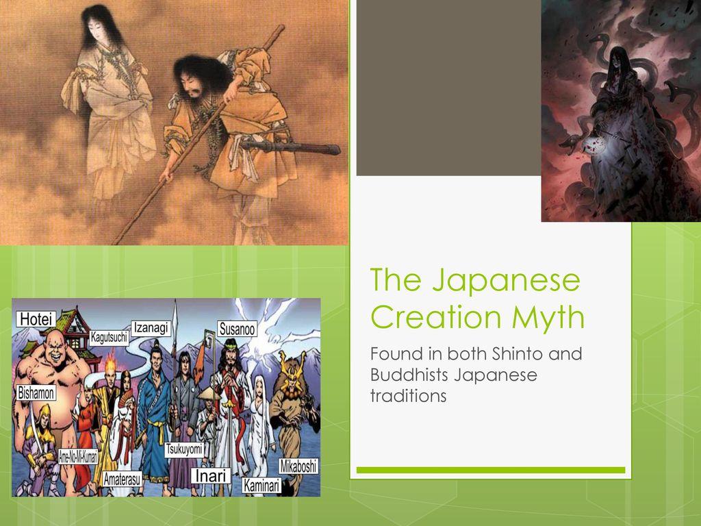 shinto creation myth