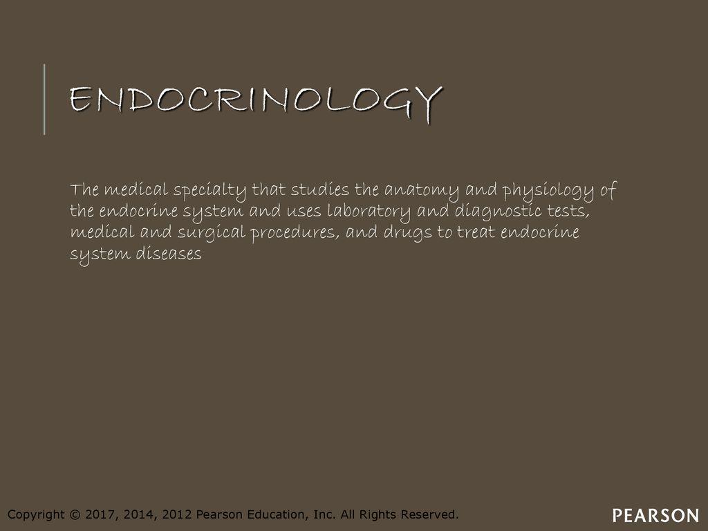 Endocrinology Chapter ppt download