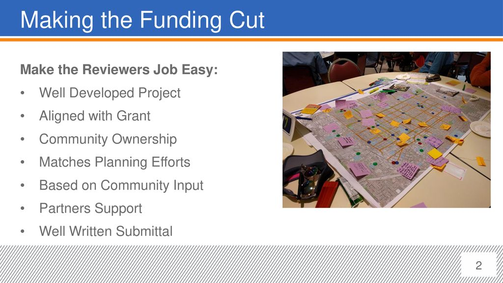 making the funding cut make the reviewers job easy ppt download