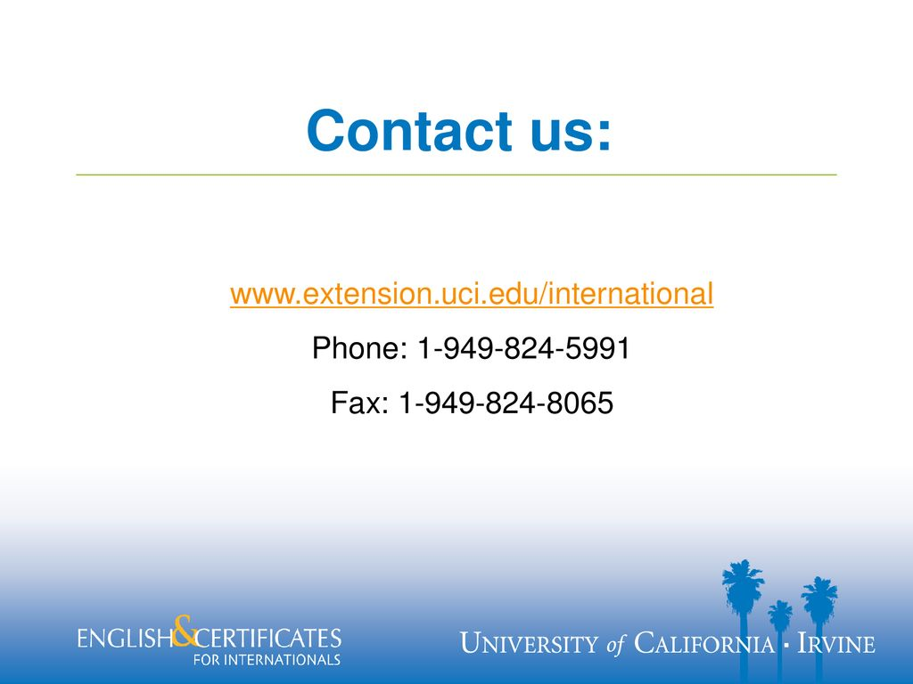 Irvine California Uc Irvine Is Located In Beautiful Southern