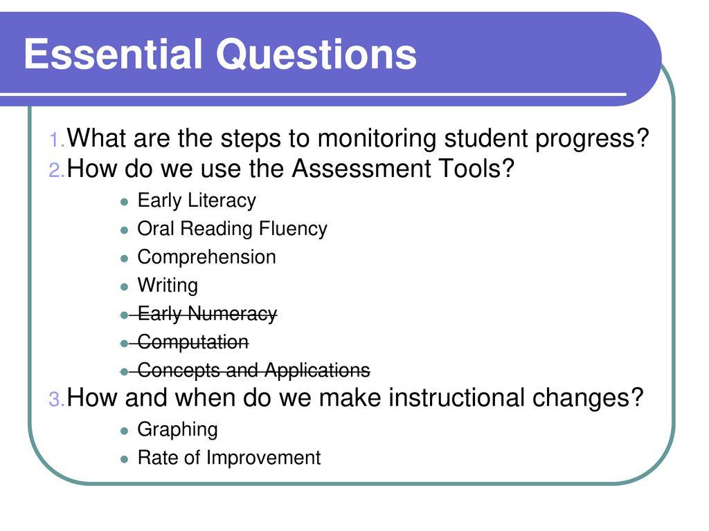 Progress Monitoring Pennsylvania's Seven-Step Process - ppt download