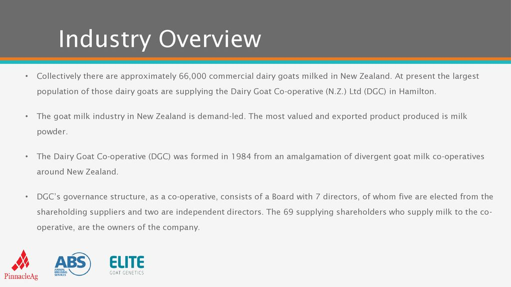 China Dairy Goat Conference ppt download