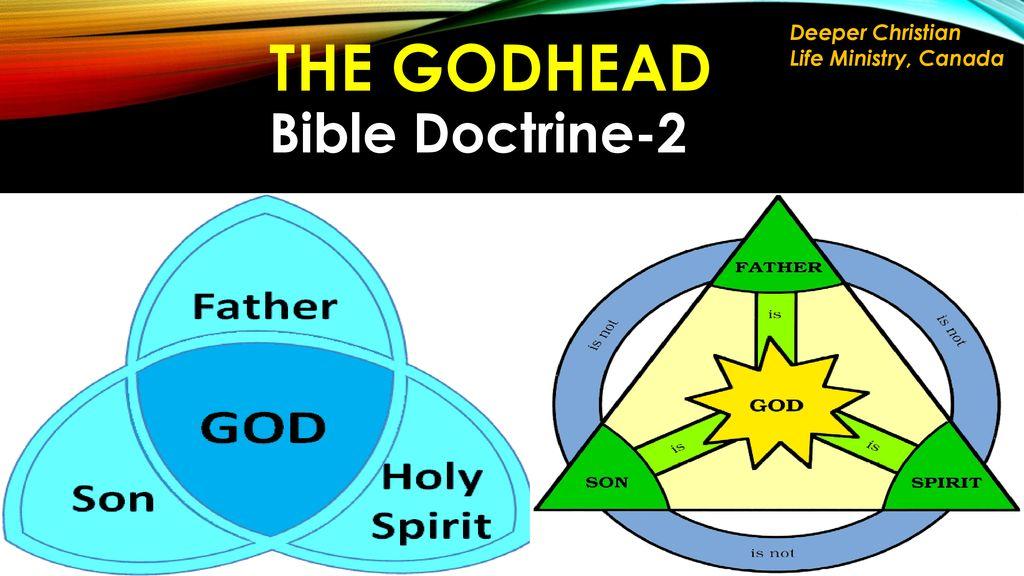 1 the godhead deeper christian life ministry, canada bible doctrine-2