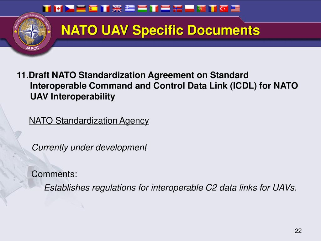 Nato Uav Related Documents Ppt Download