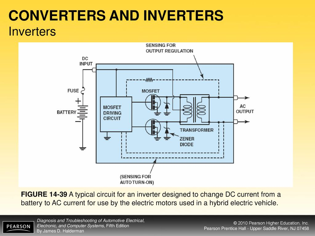 Objectives After Studying Chapter 14 The Reader Should Be Able To Figure 48 Ttl Inverter Circuit Converters And Inverters