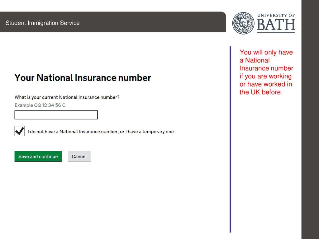 Tier 4 Online Application Form Uk Ppt Download