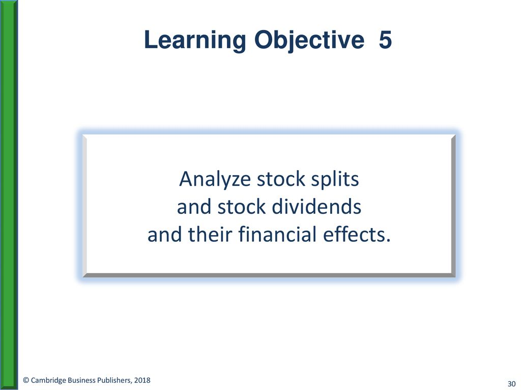 Equity Recognition and Owner Financing - ppt download
